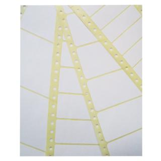 Etiket Avery Zweckform T1814 89×36.1mm 1-baans Wit 4000stuks