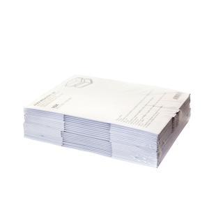 Paraatdoos Budget A4+ 305x215x100mm Voor 1000vel Wit