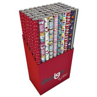 Inpakpapier Design Group All Occasions 200x70cm Assorti