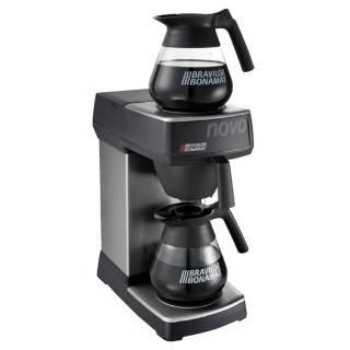 Koffiezetapparaat Bravilor Novo Inclusief Glazen Kan