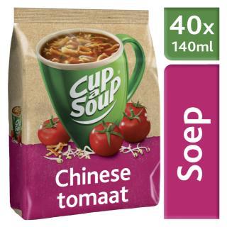 Cup-a-soup Machinezak Chinese Tomaat Met 40 Porties