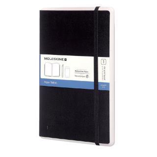 Paper Tablet Moleskine Large 130x210mm Blanco Zwart