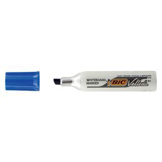 Viltstift Bic 1781 Whiteboard Schuin Blauw 3.2-5.5mm